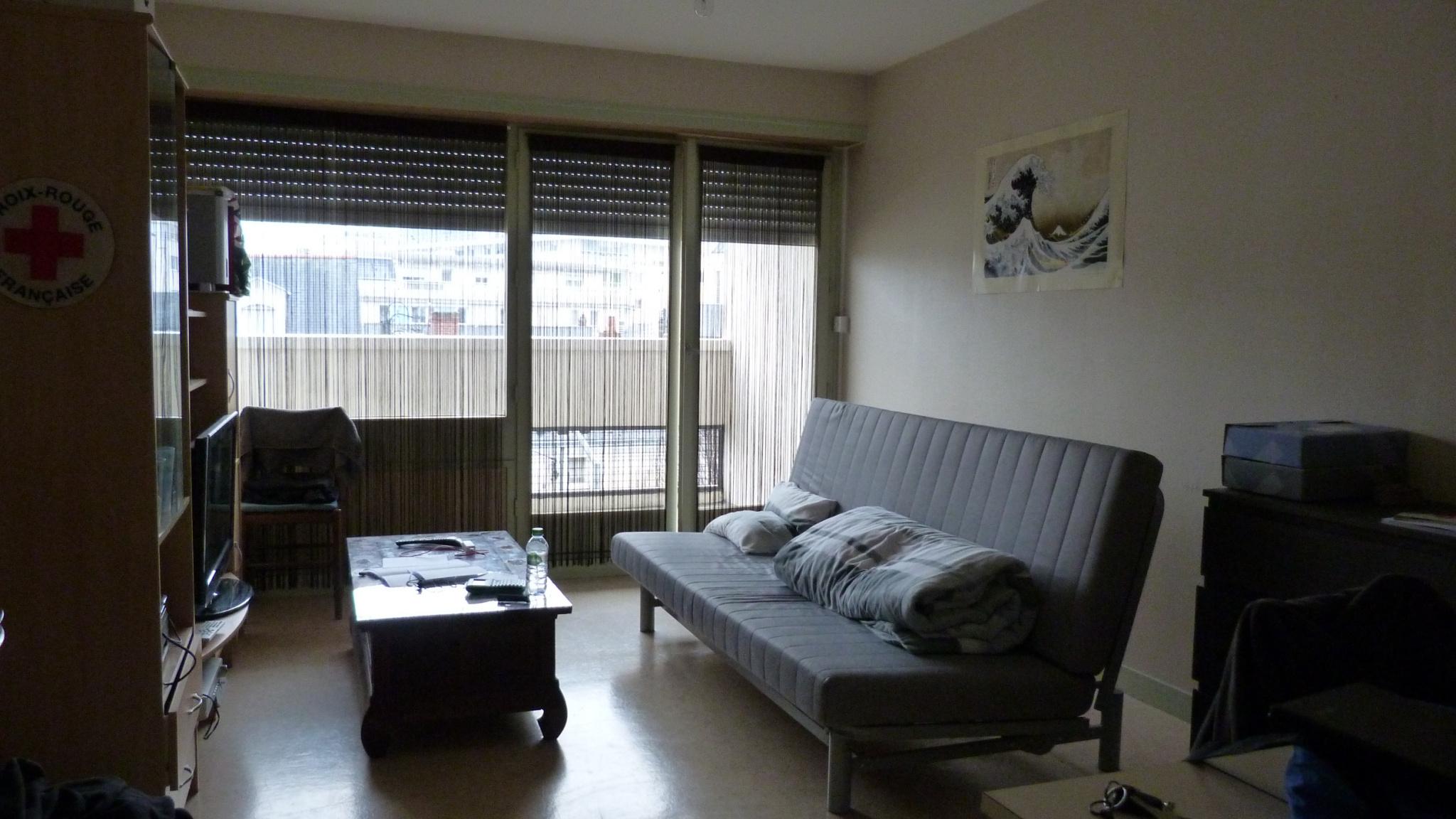 vente angers pasteur appartement t1 bis balcon. Black Bedroom Furniture Sets. Home Design Ideas